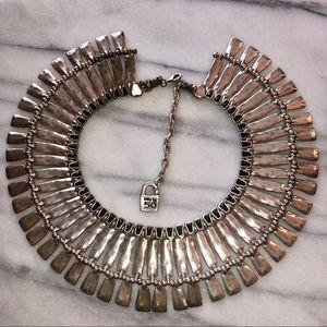UNOde50 Cleopatra Choker Necklace, NWOT